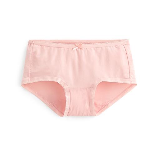 莫代爾低腰平口褲-女