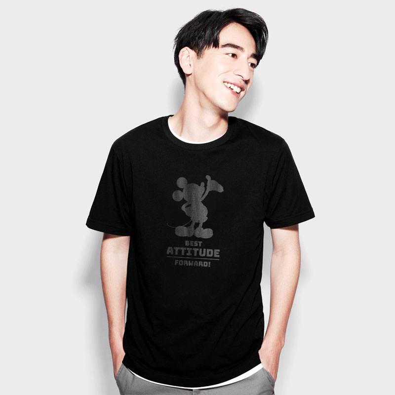 迪士尼系列印花T恤-15-男