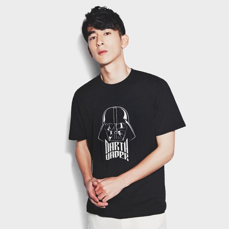 STAR WARS系列印花T恤-04-男